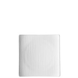 Rosenthal Mesh Teller Quadratisch 22 cm