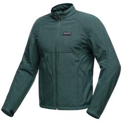 NERVE Motorradjacke Vigor Schutzkleidung grün XL