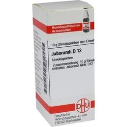 JABORANDI D 12 Globuli 10 g