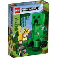 Lego Minecraft BigFig Creeper und Ozelot 21156