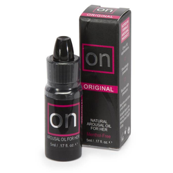 Sensuva ON Natural Orgasmusöl 5 ml