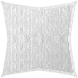 Windhager Sunsail Adria Quadrat, Sonnensegel, Sonnenschutz, 5 x 5 m (gleichschenkelig), UV-Schutz, witterungsbeständig und atmungsaktiv, 10978, WEISS, 5 x 5 x 5 m
