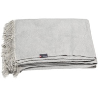 David Fussenegger Fussenegger Uni-Designer Kuscheldecken - mit Fransen 150 x 200 cm Filz