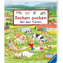 Ravensburger Sachen suchen: Bei den Tieren