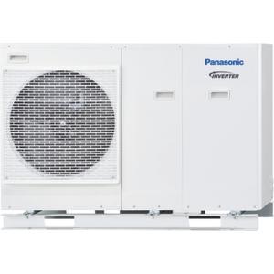 PANASONIC Wärmepumpe Aquarea WH-MXC09G3E8 9 kW