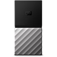 Western Digital My Passport SSD 256GB USB 3.1 schwarz (WDBK3E2560PSL-WESN)