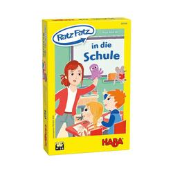 Haba Lernspielzeug HABA 305548 Ratz Fatz in die Schule