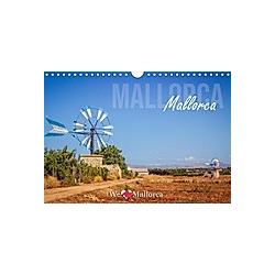 Mallorca, Mallorca (Wandkalender 2021 DIN A4 quer)