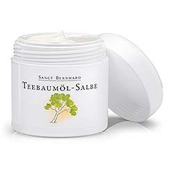 Teebaumöl-Salbe