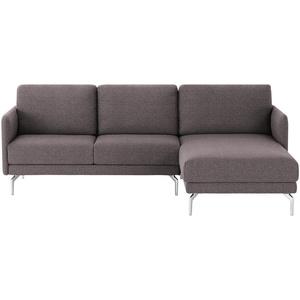 hülsta Sofa Ecksofa ¦ lila/violett ¦ Maße (cm): H: 85 » Möbel Kraft