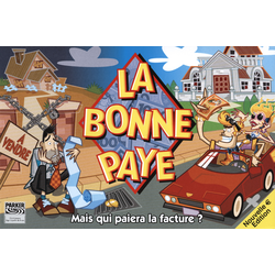 Hasbro La bonne Paye, Gesellschaftsspiel