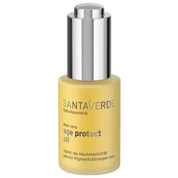 SANTA VERDE age protect oil aloe vera