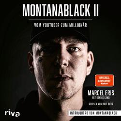 MontanaBlack II als Hörbuch Download von Dennis Sand/ Marcel Eris