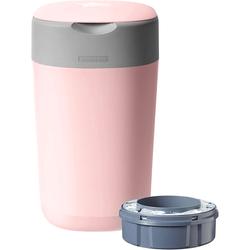 Tommee Tippee Twist & Click Windelbehälter - Pink