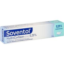 Soventol Hydrocortisonacetat 0.25%