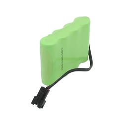 Speicherbatterie 4,8V ersetzt IAI AB-4 - 2500 mAh