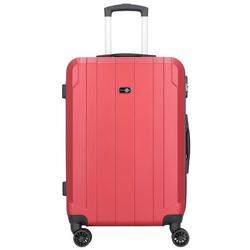 Travel Pal Brisbane 2.0 4-Rollen Trolley 66 cm mit Doppelrollen rot