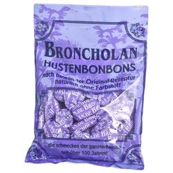 Broncholan Hustenbonbons, 75 g (MHD: 01/19)