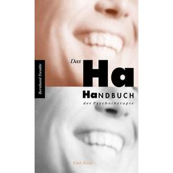 Das Ha-Handbuch der Psychotherapie: Buch von Bernhard Trenkle