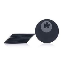 KOCHBLUME® Multi-Untersetzer aus Silikon Anti-Rutsch-Effekt 3x 3 Stück