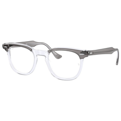 RAY BAN Brille HAWKEYE RX5398 grau