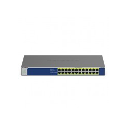 Netgear 24PT GIGE UNMNGED SWTCH W/POE++ Hub 1 Gbps 24-Port Power over Ethernet Unmanaged (GS524PP-100EUS)