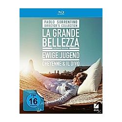 Paolo Sorrentino Box Bluray Box - DVD  Filme