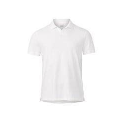 Tchibo - Piqué-Poloshirt - Weiß - Gr.: L