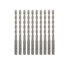 Bosch Hammerbohrer Bohrer SDS plus 7 8 x 100 x 165 mm 10 Stück Bohrhammer GBH