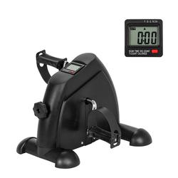 FCH Heimtrainer W002K, LCD Pedaltrainer Heimtrainer Beintrainer Fahrradtrainer Fitnessbike