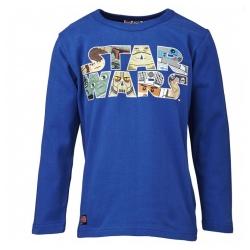 LEGO wear Thor 655 Star Wars Langarmshirt kobolt blue - Gr��e 104 Kinder