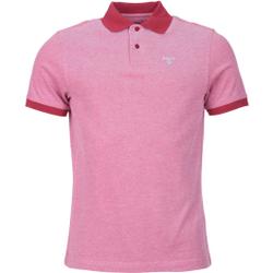 Barbour - Sports Polo Mix Raspberry - Poloshirts - Größe: M