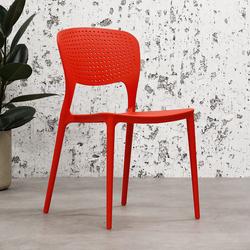 Nino Gartenstuhl Modern Rot