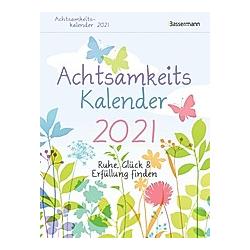 Achtsamkeitskalender 2021 - Kalender