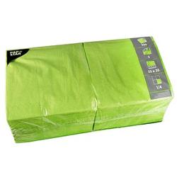 250 PAPSTAR Servietten grün