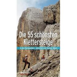 Die 55 schönsten Klettersteige