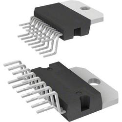 STMicroelectronics TDA7266 Linear IC - Verstärker-Audio 2-Kanal (Stereo) Klasse AB Multiwatt-15