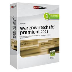 LEXWARE warenwirtschaft premium 2021 Software Vollversion (CD)