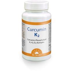 CURCUMIN K2 Dr.Jacob's Kapseln 60 St.