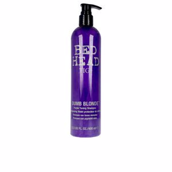 BED HEAD DUMB BLONDE purple toning shampoo 400 ml