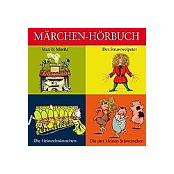 Der Struwwelpeter Max & Moritz U.V.M. - Hörbuch