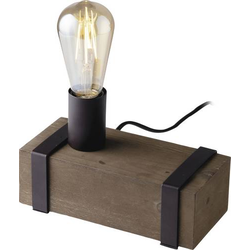 ECO-Light I-TEXAS-L1 I-TEXAS-L1 Tischlampe E27 Braun