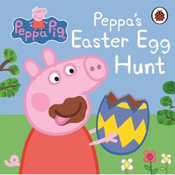 Peppa Pig: Peppa's Easter Egg Hunt als Buch von Peppa Pig