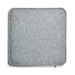 AMARE Sitzkissen Filzkissen 6er Set 35 cm, Filz zum Wenden