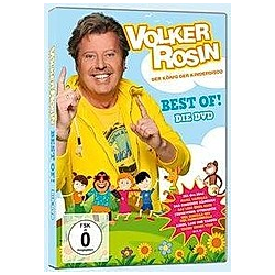 Volker Rosin - Best of!, 1 DVD