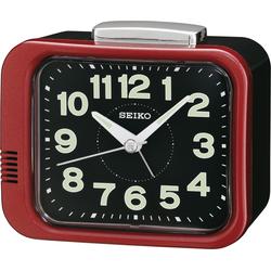 Seiko Clocks QHK028R Wecker Laufende Sekunde
