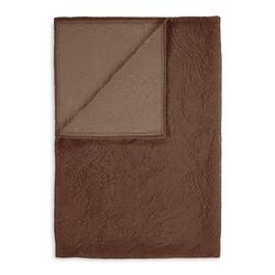Plaid Roeby, Essenza, mit elegant gesticktem Paisley-Muster