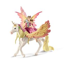 Schleich® Bayala 70568 Feya mit Pegasus-Einhorn Spielfigur