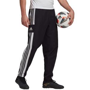 Adidas Herren Jogginghose/Pant SQ21 PRE PNT - Schwarz/Weiß