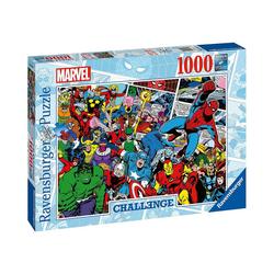 Ravensburger Puzzle Puzzle Challenge Marvel, 1.000 Teile, Puzzleteile